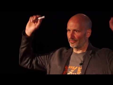 When dolphins laugh   Benjamin Mee   TEDxTotnes