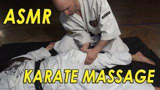 ASMR Karate Massage