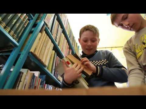 1000 de cărți pentru biblioteca din satul Bulboaca