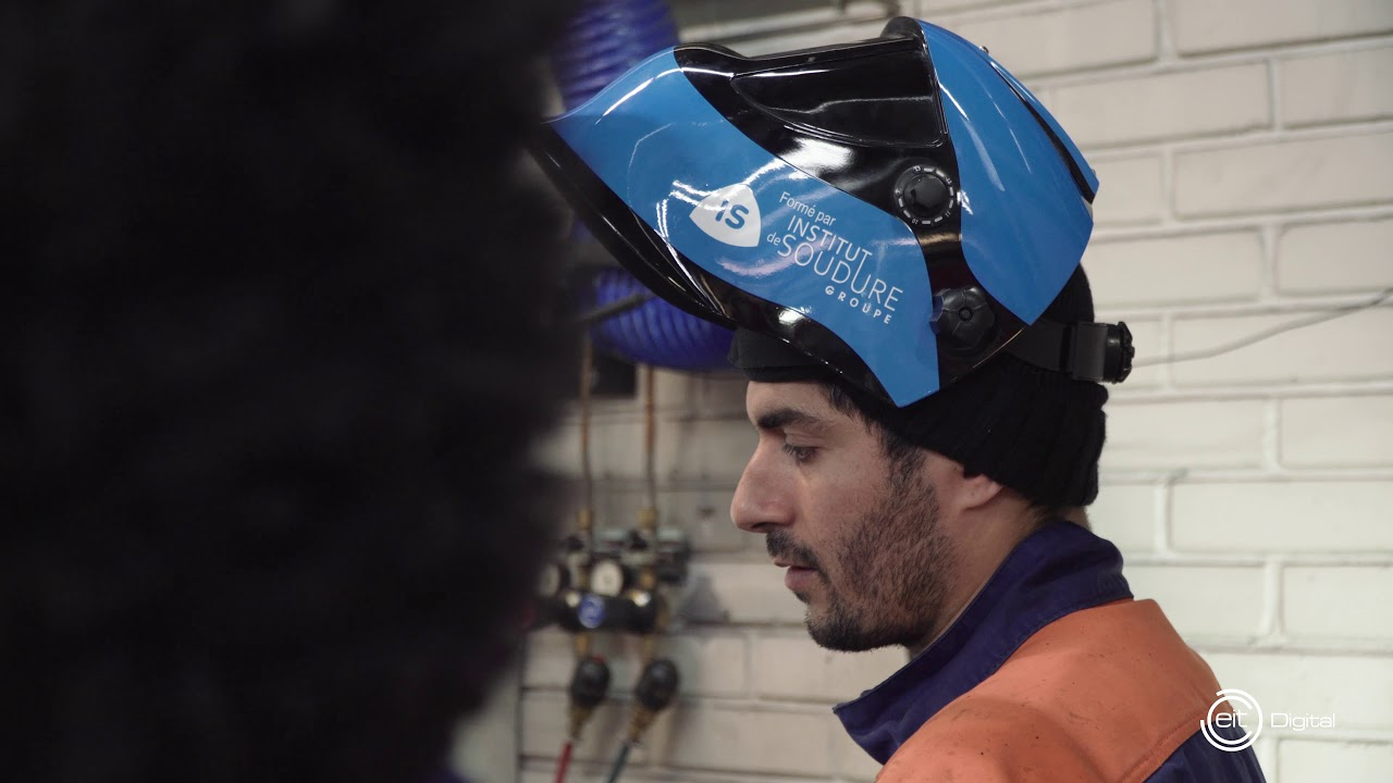 AI and VR teach smart welding in TAW project