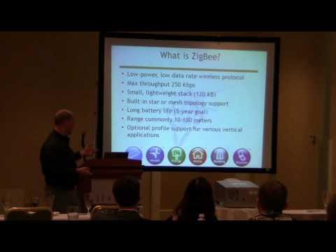 Source Boston 2010: ZigBee Hacking and the Kinetic World 1/6