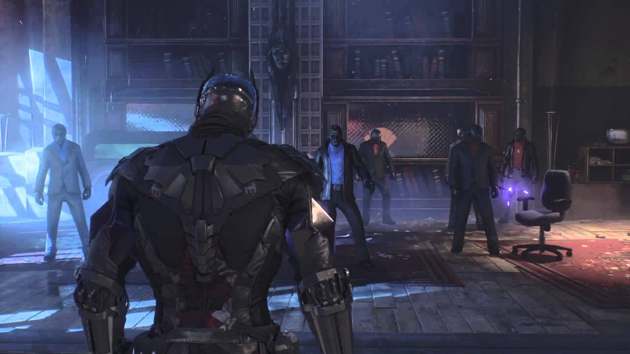 how to get the last gadget in batman arkham knight