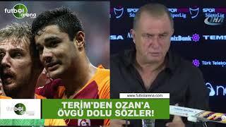 Fatih Terim'den Ozan Kabak'a övgü dolu sözler!