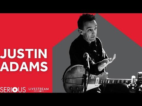 Justin Adams Serious Livestream Session | #RoyalAlbertHome