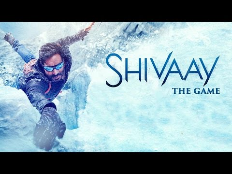 Shivaay The Official Game - Ajay Devgan...