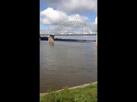 The Mississippi River and Memphis -- Transportation Center to the World