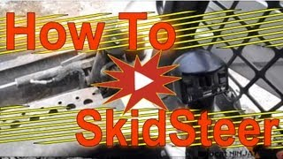 Skid Steer Controls Walkthrough
