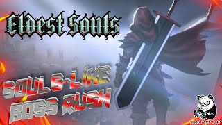 Eldest Souls 🎮 Souls-like Boss Rush 🎮 Прохождение Eldest Souls 🎮 Боссы: Дозорный и Страж !