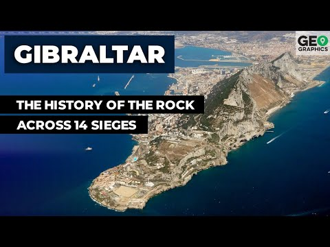 Gibraltar: The History of the Rock Across 14 Sieges