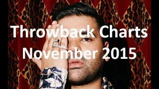 TOP 20 THROWBACK CHARTS ► November 2015 [FullHD]