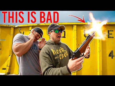 Worlds Most Dangerous Gun