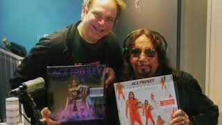 Trunk Nation! Ace Frehley talks about firing his band & hiring Gene...