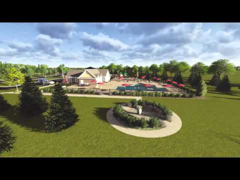 Westridge Estates of Canton Clubhouse and Amenities