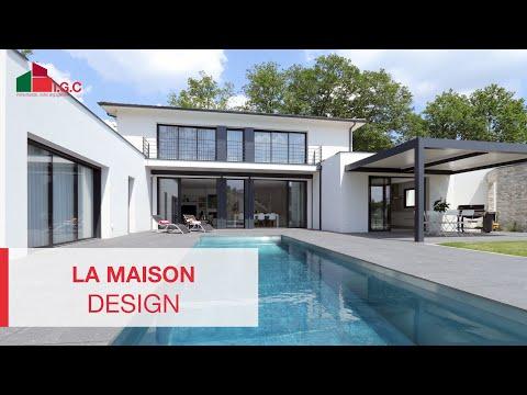 Une maison design