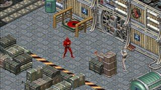 Crusader: No Regret Longplay (PC DOS) [Mission 01]
