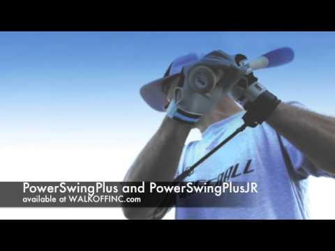 How to Swing a Baseball Bat - Power Swing Plus -  Hitting Device - How to Attach