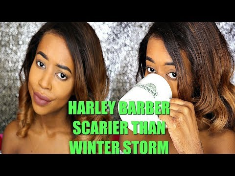 Harley Barber EXPELLED from University of Alabama and Winter Storm | Chit Chat GRWM
