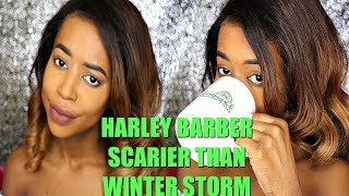 Harley Barber EXPELLED from University of Alabama and Winter Storm   Chit Chat GRWM