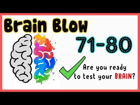 Brain Blow All Level 71 72 73 74 75 76 77 78 79 80 Walkthrough