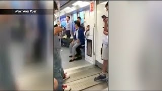WTH?! Thursday: Woman Sits On A Strangers Lap After He Refused To Give Up His Seat On A Train
