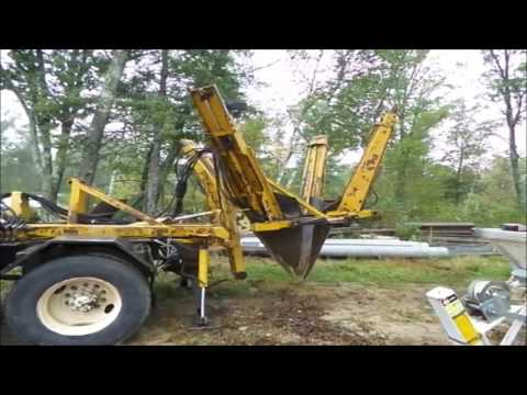 1979 Chevrolet Bruin truck with tree spade for sale | no-reserve Internet auction October 26, 2016