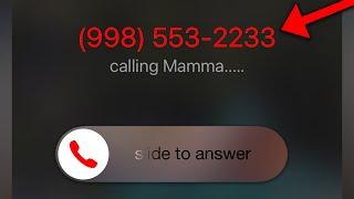 Calling Mamma..