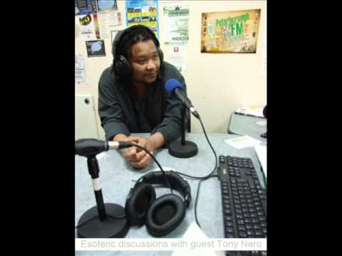 Tony Nero interviewed for Peterborough FM 87.7