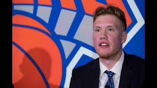 Ignas Brazdeikis Balled In Summer League   Did Knicks Find 2nd-Round Gem?