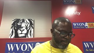 Watch The WVON Morning Show...Black Caucus responds!