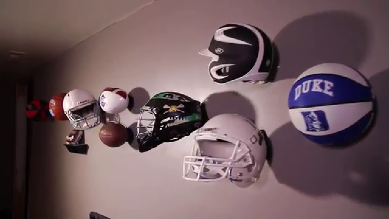 Invisi Ball Wall Mount Promo Youtube