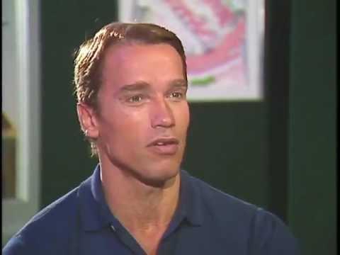 Arnold Schwarzenegger [Predator / interview]
