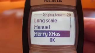 نوستالجيا : جميع نغمات الهاتف الأسطورة نوكيا 1100