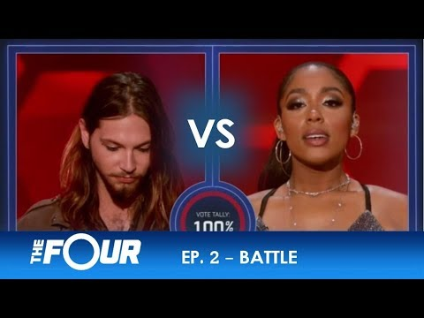Jesse vs Majeste: The WAR Between Two Classic Music Genres! Who Wins? | S2E2 | The Four