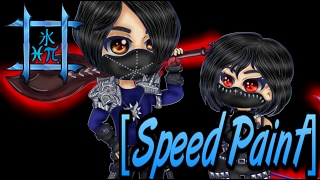[Speed Paint] Vindictus Couple