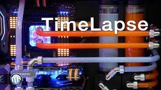 Corsair 1000D / 10.000€ PC - Time Lapse Build
