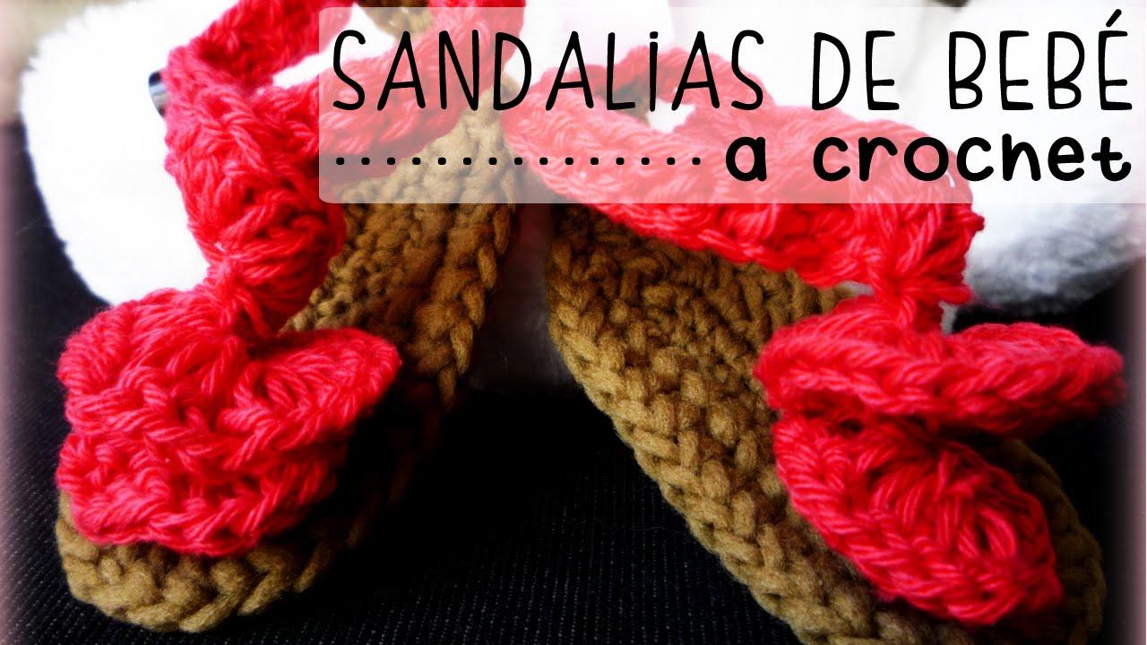 Paso A De Parte Bebé 2 Crochet Sandalias 8wPnk0OX