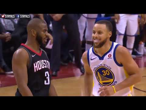WARRIORS vs ROCKETS Full Game Highlights Game 5 2018 NBA Playoffs
