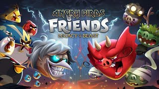 Angry Birds Friends | Legacy the of Beast - Torneio de Halloween! (Halloween)