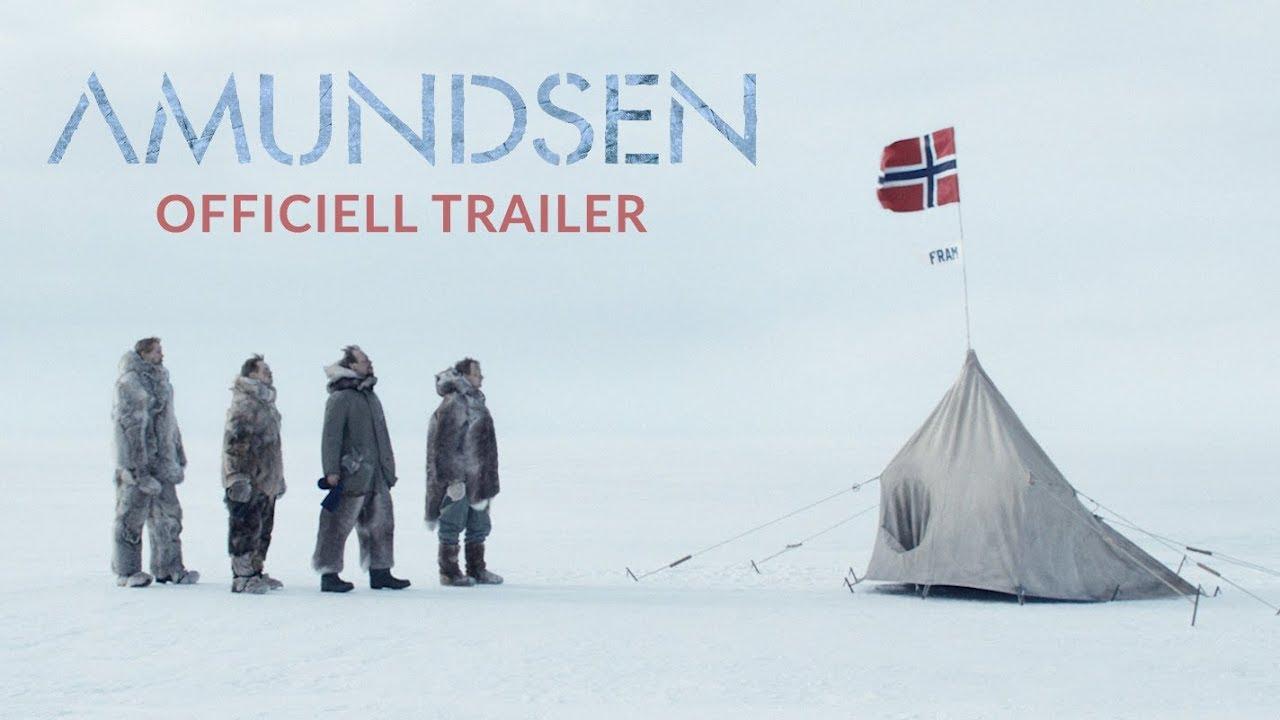 AMUNDSEN - Officiell trailer - biopremiär 10 maj
