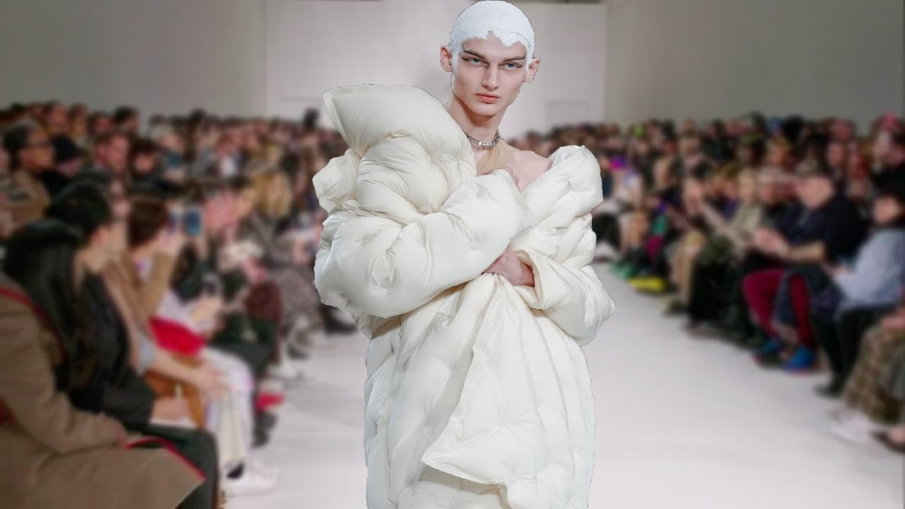 Awesome Curves Fashion Maison Margiela Fall Winter 2019 20