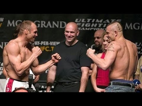 Randy Couture Reacts to Chuck Liddell Possibly Returning to Fight Again