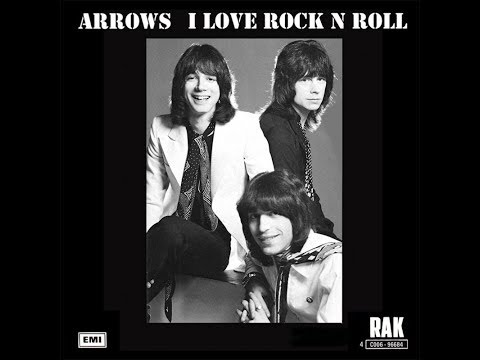 The story of I Love Rock N' Roll (The Arrows - Joan Jett)
