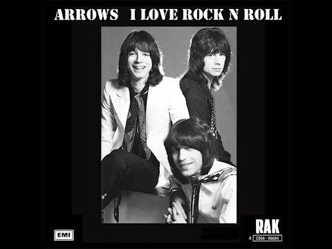 The story of I Love Rock N' Roll (The Arrows - Joan Jett)