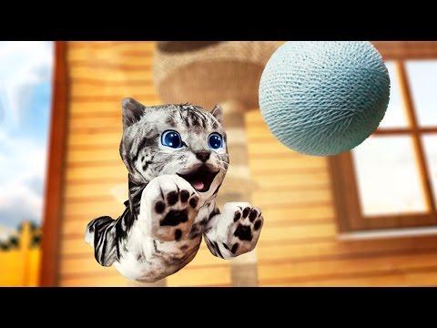 Мультики про котят и кошек