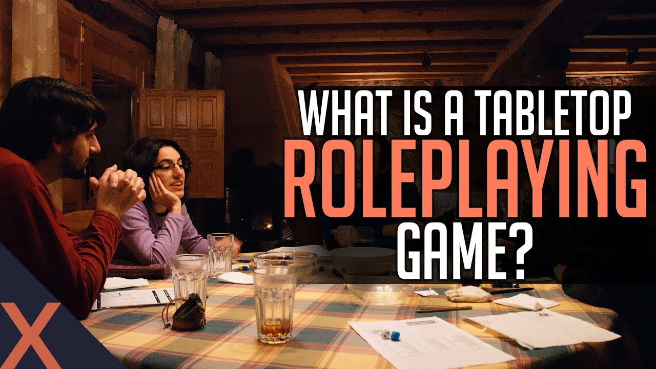 What is a Tabletop RPG? (Beginner's Guide)
