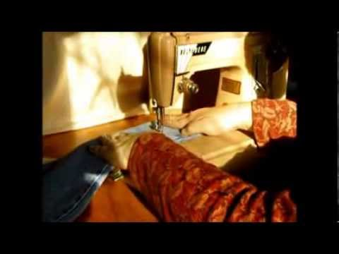 Belvedere Japanese Featherweight Sewing Machine