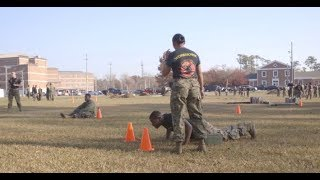 Marines  2nd TSB Commander's Cup 2017