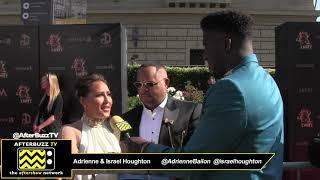 Adrienne & Israel Houghton Interview | 2019 Daytime Creative Arts Emmy Awards