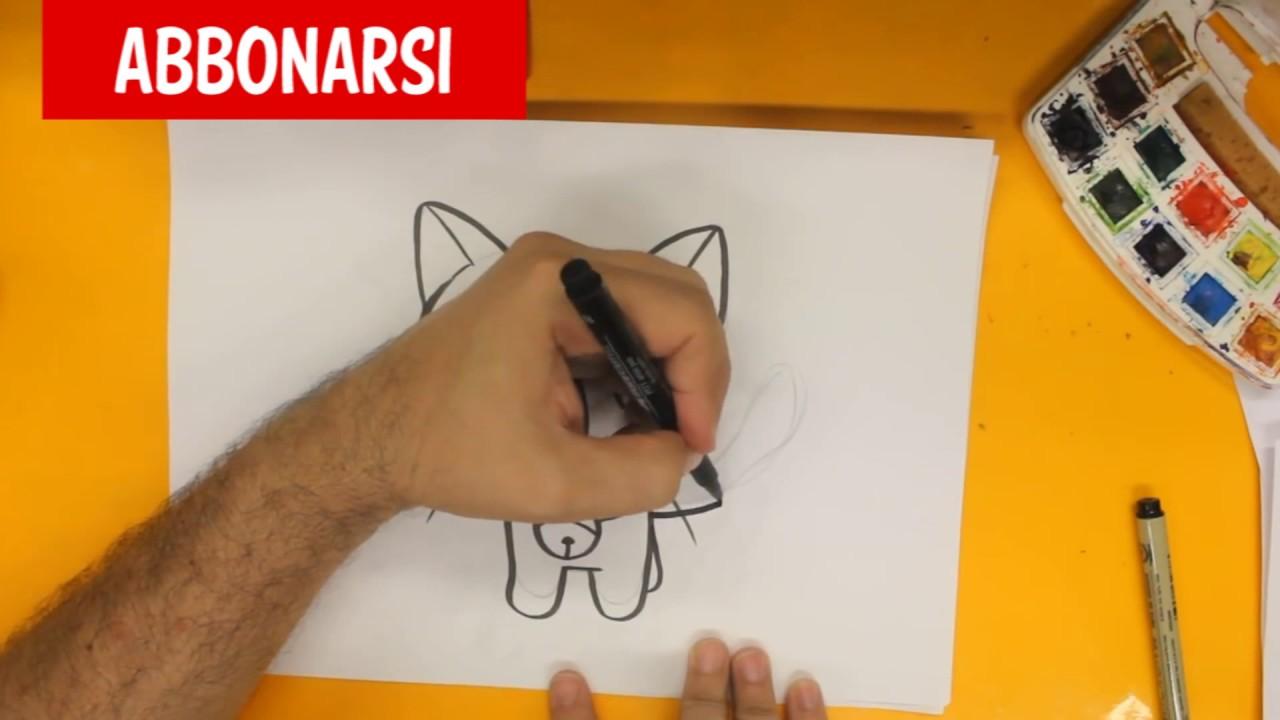 Come disegnare gatto kawaii passo dopo passo disegni for Disegni miraculous da colorare