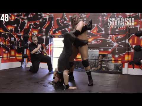 Chris Hero & Smash Wrestling - 3 Hour Gauntlet Match In Benefit Of ALS Canada
